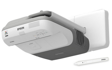 Epson BrightLink 455Wi Interactive Projector