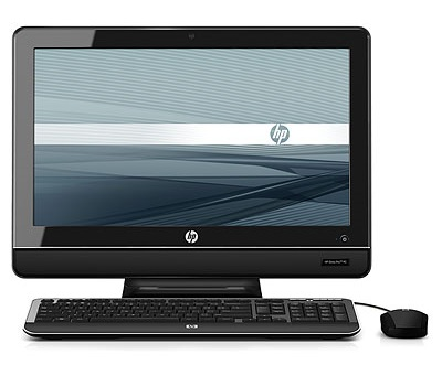 HP Omni Pro 110 Business All-in-one PC