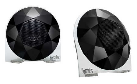 Hercules XPS DIAMOND 2.0 USB Speakers 3