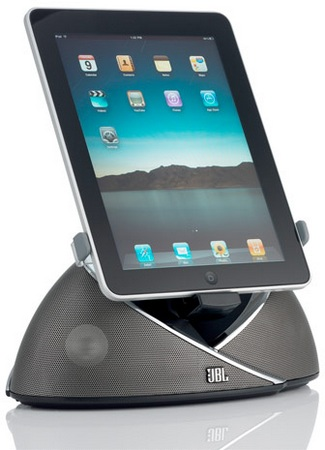 JBL OnBeat iPad Speaker Dock with ipad