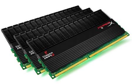 Kingston HyperX T1 Black Triple-Channel Memory Kits