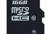 Kingston adds 4GB and 8GB Class 10 microSDHC Memory Card