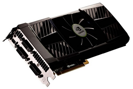 NVIDIA GeForce GTX590 Graphics Card is the World's Fastest