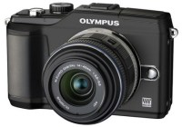 Olympus PEN E-PL2 Compact Interchangeable Lens Camera