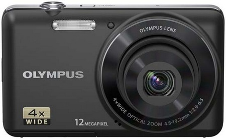 Olympus VG-110 Slim Digital Camera