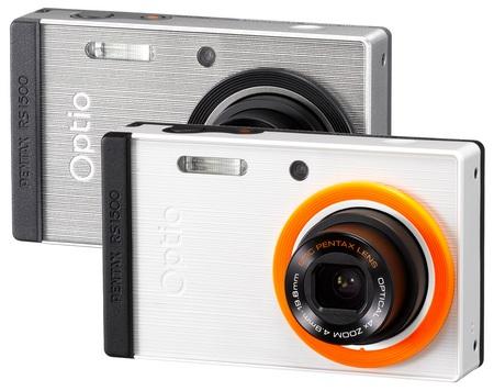 Pentax Optio RS1500 Customizable Camera