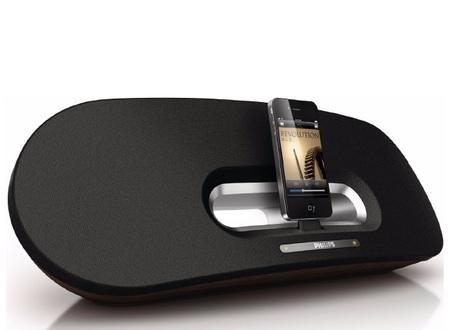 Philips Fidelio Primo DS9 iphone ipod ipad docking speaker