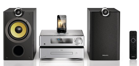 Philips Harmony 8000 Series Component Hi-Fi system