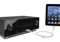 Pioneer VSX-521, VSX-821 and VSX-921 AV Receivers ipad compatibility