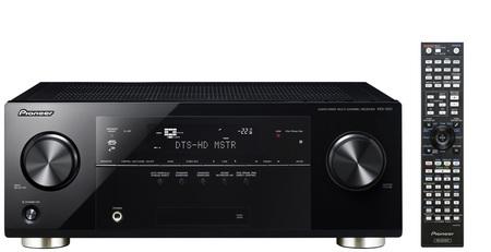 Pioneer VSX-521, VSX-821 and VSX-921 AV Receivers