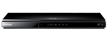 Samsung BD-D5700, BD-D5500, and BD-D5300 Blu-ray players