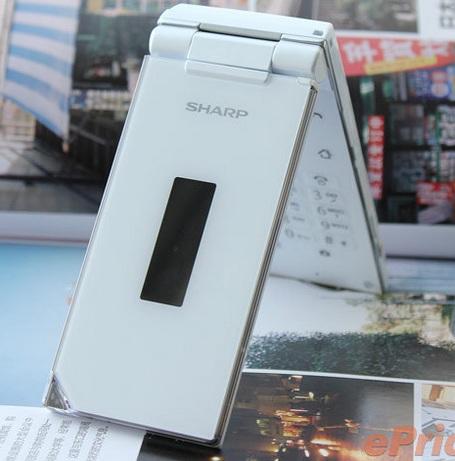 Sharp SH7218U Clamshell Android Phone 2
