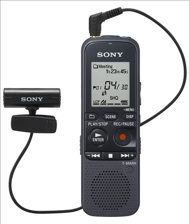Sony ICD-PX312 Digital Voice Recorder