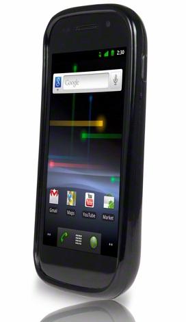 Sprint Samsung Nexus S 4G Android Smartphone