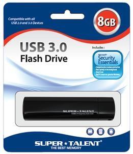 Super Talent USB 3.0 Express DUO 2-CH Flash Drive