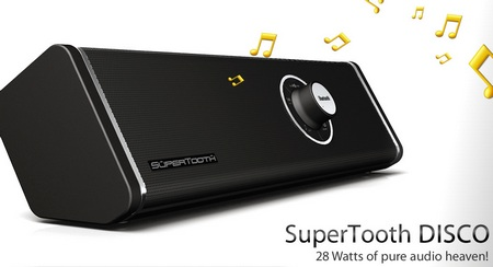 SuperTooth DISCO Portable Bluetooth Speaker 2
