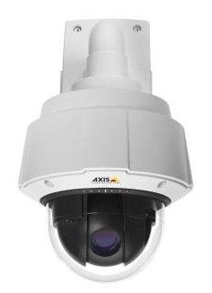 Axis Q6035-E PTZ Dome Network Cameras with Full HD 1080p and 20x Zoom