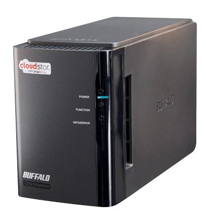 Buffalo CloudStor Pogoplug Storage Device