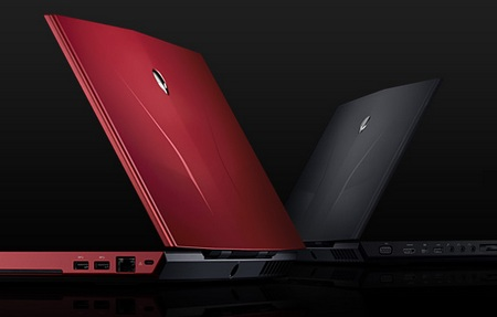 Dell Alienware M14x Gaming Notebook 1