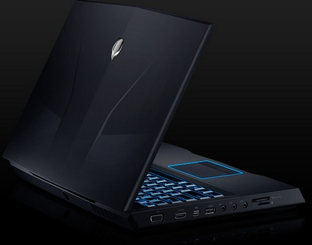 Dell Alienware M14x Gaming Notebook 3