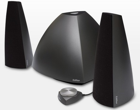 Edifier Prisma E3350 2.1-Channel Speaker System black