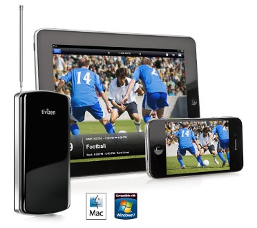 Elgato Tivizen Mobile TV Tuner Streams Live TV Wirelessly 2