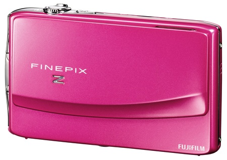 FujiFilm FinePix Z900EXR Digital Camera pink