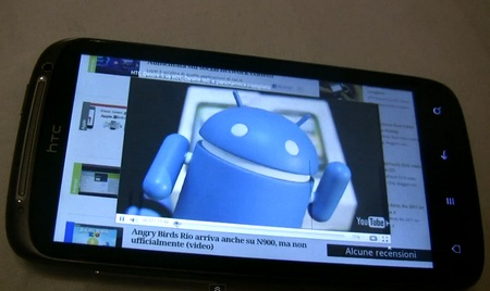 HTC Sensation Android Smartphone Previewed in 9 Minutes