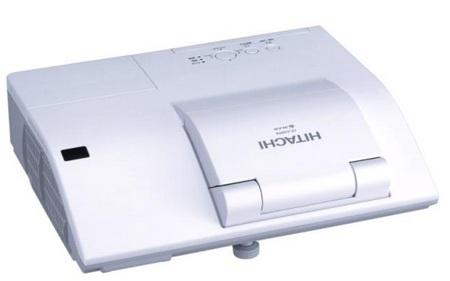Hitachi CP-A300NJ and CP-AW250NJ Super Short Focus Projectors