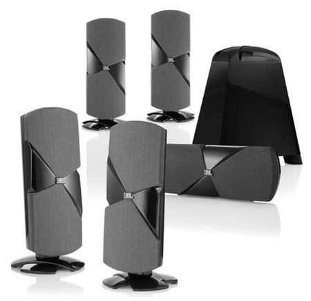 JBL Cinema 500 Home Theater Speaker System