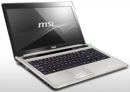 MSI CX640-071US and CR640-035US Notebooks with 2nd Gen Intel Core i3 2