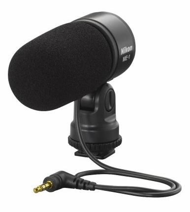 Nikon ME-1 Stereo Microphone DSLR