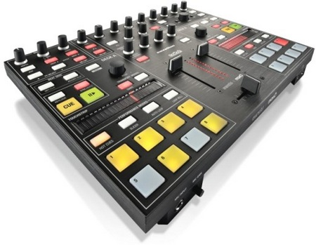 Novation TWITCH Touchstrip DJ Controller