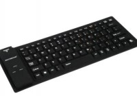 Scosche freeKEY Waterproof Bluetooth Keyboard