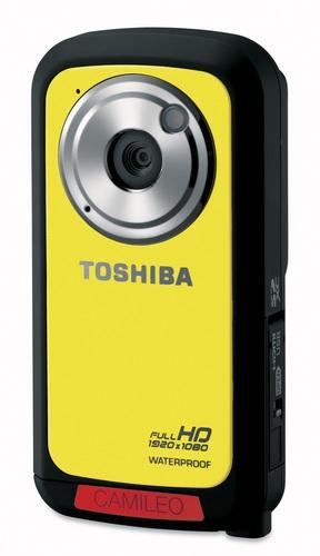 Toshiba Camileo BW10 Waterproof Camcorder Hits US
