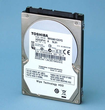 Toshiba MKxx61GSYG Series Self-Encrypting Hard Drives