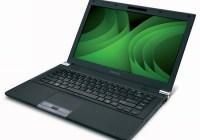 Toshiba Tecra R840 business notebook
