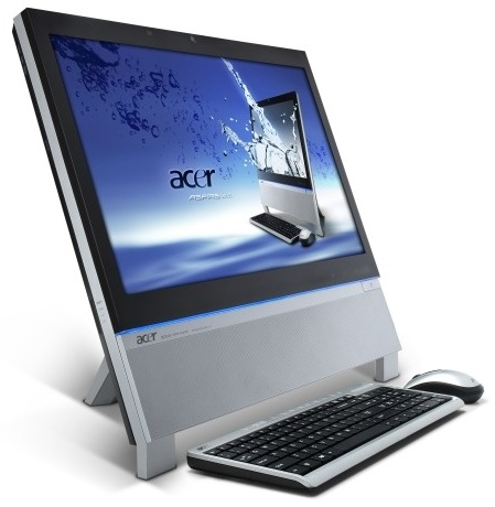 Acer Aspire Z5763 3D All-in-one PC