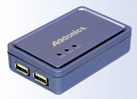 Addonics NAS30U2 NAS 3.0 Adapter