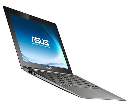 Asus UX21 Ultra Slim Notebook with Core i7 3