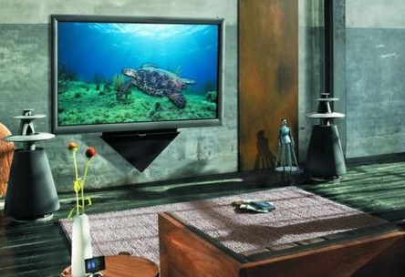 Bang & Olufsen BeoVision 4-85 3D TV Hits North America