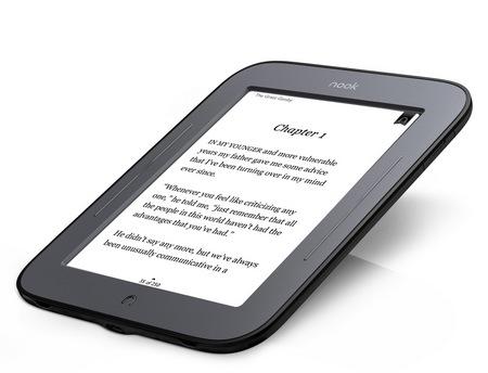 Barnes & Noble NOOK Touch E-book Reader