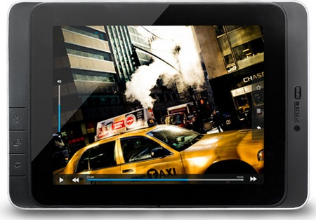 BeBook Live 7-inch Android Tablet