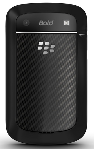 BlackBerry Bold 9900 and 9930 Smartphone back