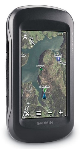 Garmin Montana 650t Rugged Handheld GPS Device with 5MPix Camera 1