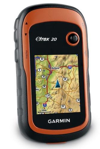 Garmin eTrex 20 GPS Handheld