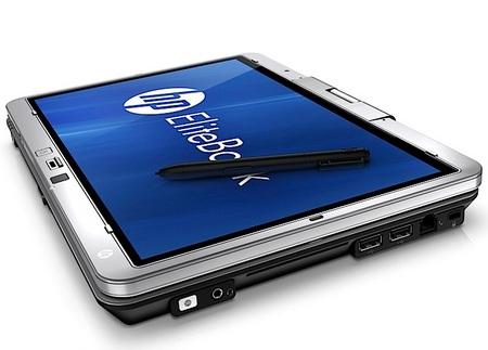 HP EliteBook 2760p Tablet PC 1