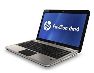 HP Pavilion dm4x Entertainment Notebook