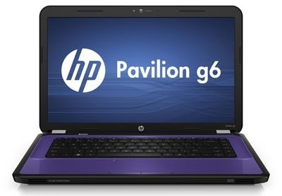 HP Pavilion g6s Budget-friendly Notebook with Sandy Bridge