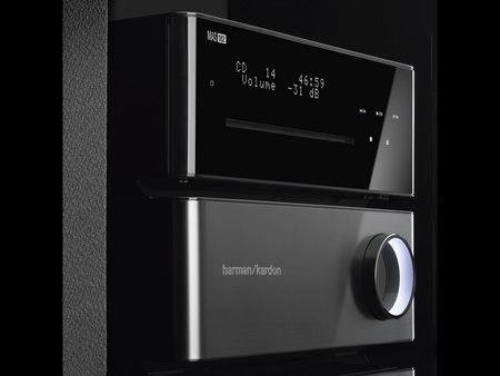 Harman Kardon MAS 102 Space-saving Music System